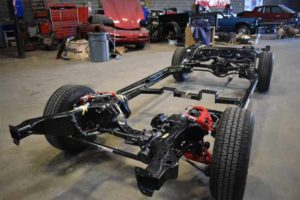 Car Frame Repair