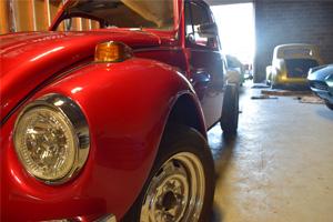 Custom Beetle Car Body