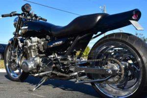 Custom Motorcycle body