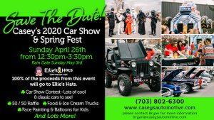 Casey's Car Restoration Show