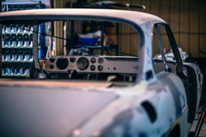 Car restoration can be a thrilling endeavor
