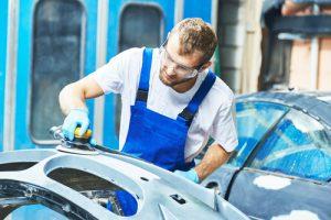 classic car restoration professional