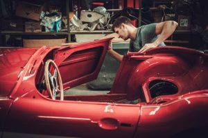 Classic Car Restoration Cost Depends on Condition of the Body