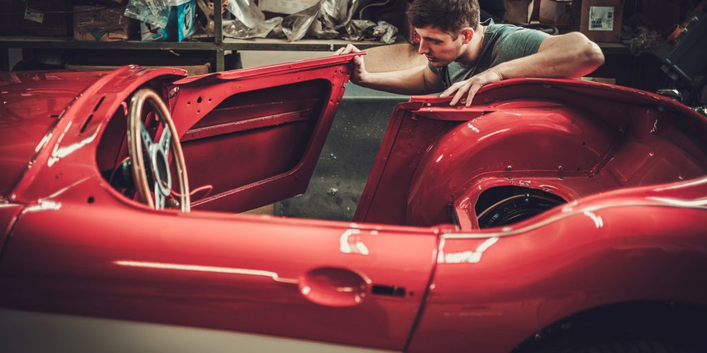 How Much Does A Classic Car Restoration Cost?