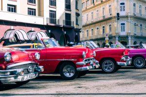 levels of classic car restoration