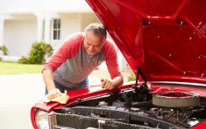 routine maintenance and classic car restoration