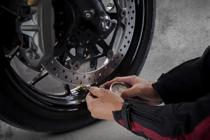A motorcycle accident due to faulty tires can sometimes be even more fatal than an automobile accident