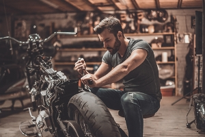 The Complete Guide To Motorcycle Repair