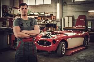 classic car restoration expert