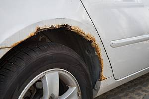 Rust is the nemesis of any vehicle