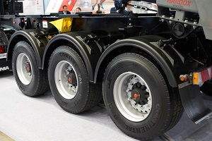 trucks chassis frame rear axles with wheels needing truck frame repair